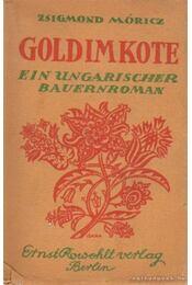 Goldimkote - Móricz Zsigmond - Régikönyvek