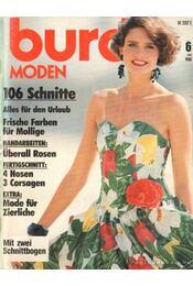 Burda Moden 1988/6 - Régikönyvek