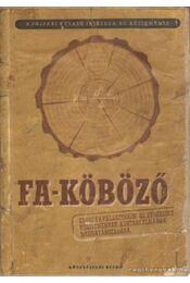 Fa-köböző - Niklas Artur - Régikönyvek