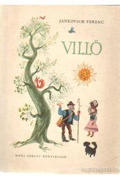 Villő - Jankovich Ferenc - Régikönyvek