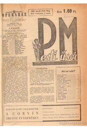 Pesti műsor 1965-67 (Töredék) - dr. Szánthó Dénes (szerk.) - Régikönyvek