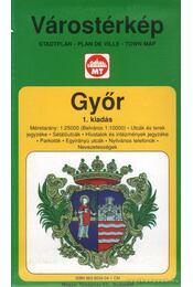 Győr (1:10000) - Régikönyvek
