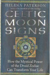 Celtic Moon Signs - Paterson, Helena - Régikönyvek