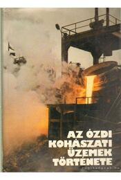 Az ózdi kohászati üzemek története - Berend T. Iván - Régikönyvek