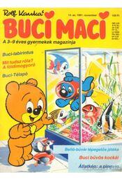 Buci Maci 1991. november 14. szám - Régikönyvek