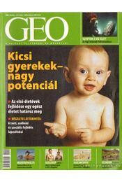 GEO 2006. október - Kosszó- Stammberger Kinga - Régikönyvek