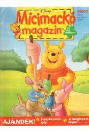 Micimackó magazin 2005/7 - Walt Disney - Régikönyvek