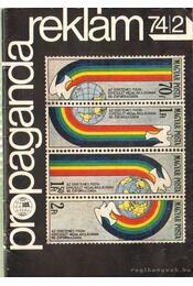 Propaganda Reklám 74/2 - Lindner László - Régikönyvek