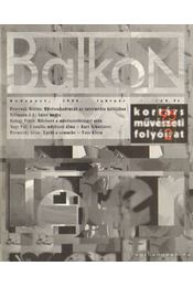 Balkon 1995. február - Hajdu István - Régikönyvek