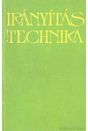 Irányítástechnika - Dr. Bartha Árpád - Régikönyvek