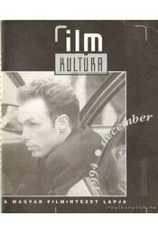 Film Kultúra 1994. december - Urbán Mária - Régikönyvek