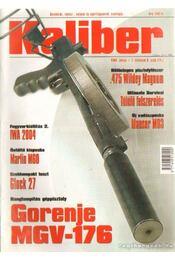 Kaliber 2004. június 7. évf. 6. szám ( 74. ) - Vass Gábor - Régikönyvek