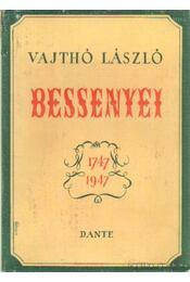 Bessenyei - Vajthó László - Régikönyvek