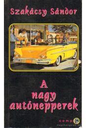 A nagy autónepperek - Régikönyvek