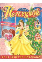 Hercegnők 2007/12 - Walt Disney - Régikönyvek
