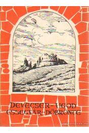 Devecser-Ugod - Essegvár-Döbrönte - Zákonyi Ferenc - Régikönyvek