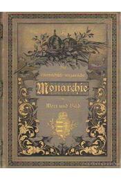 Die österreichisch-ungarische Monarchie in Wort und Bild - Ungarn. Band I. - Erzherzog, Rudolf - Régikönyvek
