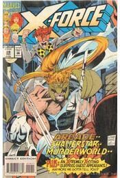 X-Force 1993. No. 29. - Régikönyvek