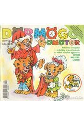 Dörmögő Dömötör 1997/12 - Régikönyvek