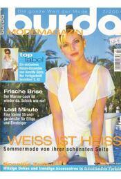 Burda 2004/7 (német nyelvű) - Susanne Reinl (szerk.) - Régikönyvek