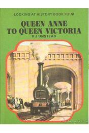 Queen Anne to Queen Victoria - Régikönyvek