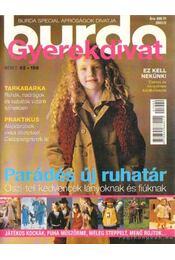 Burda - Gyerekdivat 2001/2 - Régikönyvek