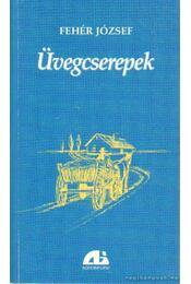 Üvegcserepek - Fehér József - Régikönyvek