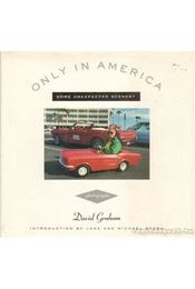 Only in America - Draham, David - Régikönyvek