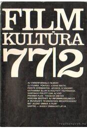 Filmkultúra 77/2 - Több szerző - Régikönyvek
