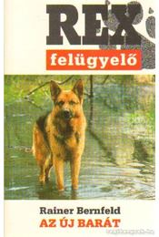 Az új barát - Bernfeld, Rainer - Régikönyvek