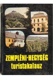 Zempléni-hegység turistakalauz - Dr. Frisnyák Sándor - Régikönyvek
