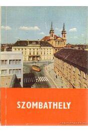 Szombathely - Dr. Horváth Ferenc - Régikönyvek