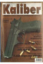 Kaliber 2003. szeptember 6. évf. 9. szám ( 65.) - Vass Gábor - Régikönyvek
