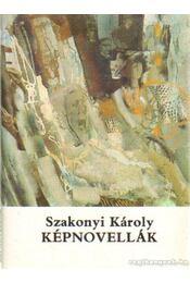 Képnovellák - Szakonyi Károly - Régikönyvek