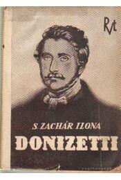 Donizetti - S. Zachár Ilona - Régikönyvek