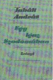 Egy igaz Szodomában - Tabák András - Régikönyvek