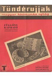 Tündérujjak 1942. július - Régikönyvek