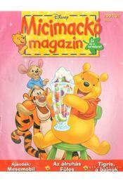 Micimackó magazin 2007/07 - Walt Disney - Régikönyvek