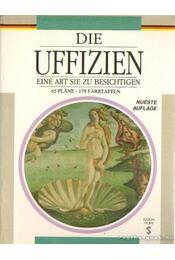 Die Uffizien eine Art sie zu Besichtigen - Fortis, Umberto - Régikönyvek