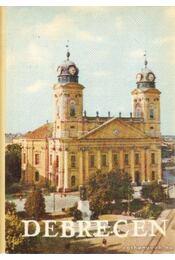 Debrecen - Papp Antal - Régikönyvek