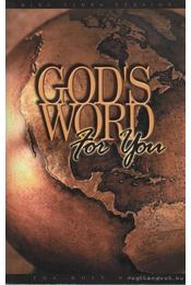 God's word for you - The Holy Bible - King James - Régikönyvek