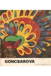Goncsarova - Bakos Katalin - Régikönyvek