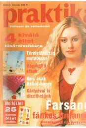Praktika 2003/2 február - Boda Ildikó (főszerk.) - Régikönyvek