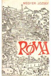 Róma - Megyer József - Régikönyvek