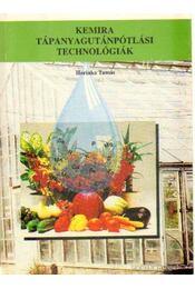 Kemira tápanyagutánpótlási technológiák - Horinka Tamás - Régikönyvek