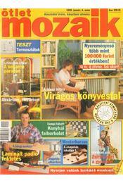 Ötlet Mozaik 1999. január 4. szám - Csató Gábor - Régikönyvek