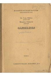 Gázellátás - Vida Miklós dr. - Régikönyvek