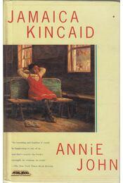 Annie John - Kincaid, Jamaica - Régikönyvek