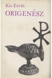 Origenész - Kis Ervin - Régikönyvek