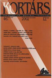 Kortárs 2002/12. december - Kis Pintér Imre - Régikönyvek